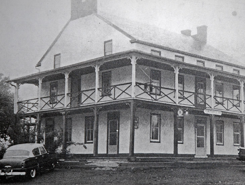Plumsteadville Inn Historic Photo