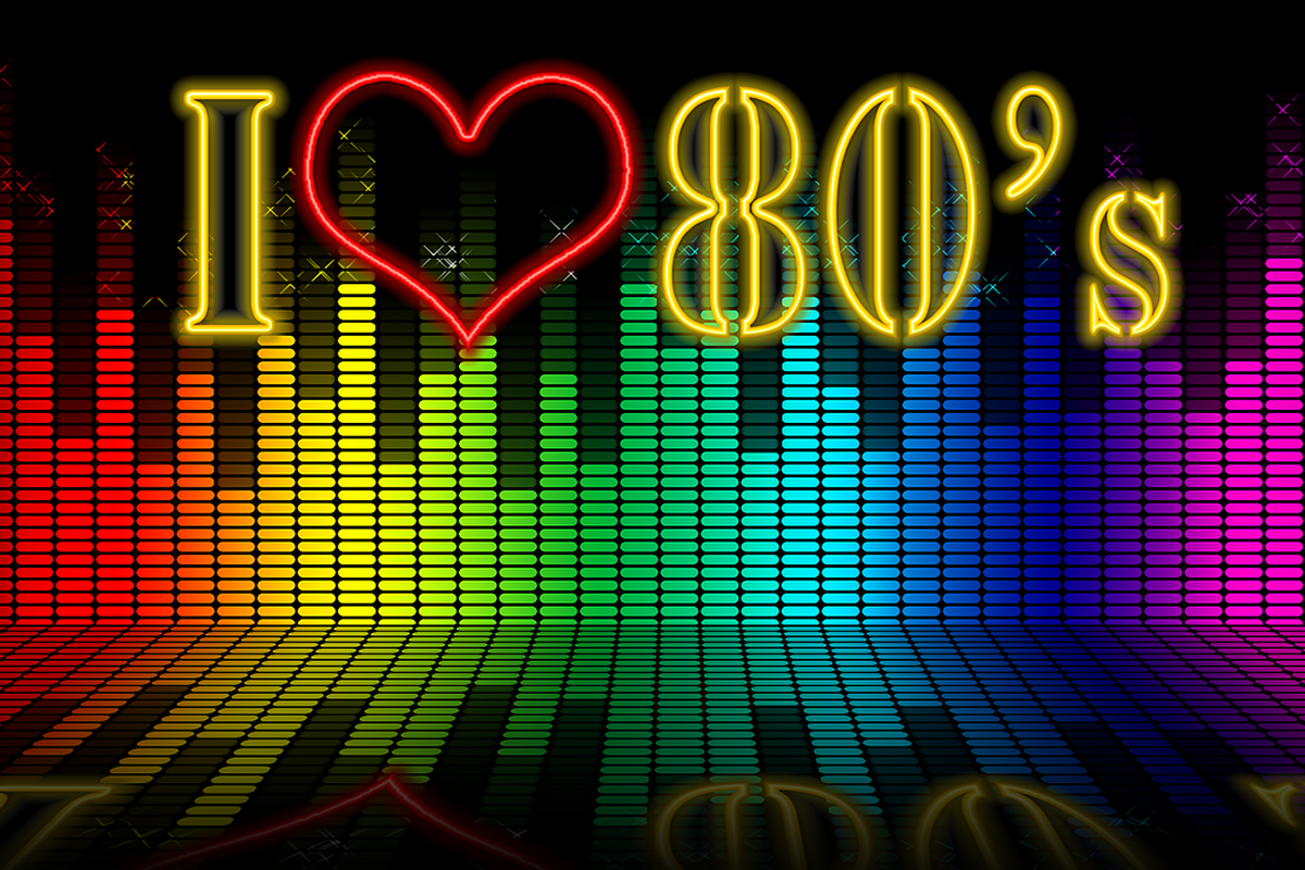 80's Dance Party - April 26th